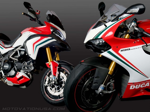 Ducati Multistrada 1200 S Tricolore by Motovation Ducati Multistrada 1200 S Tricolore Motovation Accessories 07 635x476