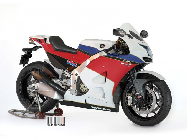 Honda RC213 Concept by Luca Bar Design Honda RC213 Luca Bar Design 635x476