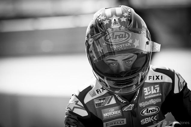 John Hopkins to Take a Year Off from Racing John Hopkins Miller Motorsports Park WSBK Scott Jones