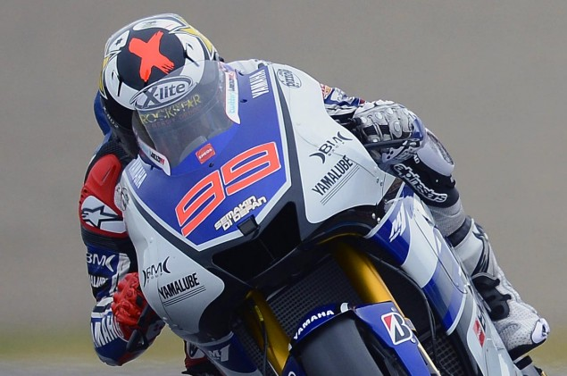 MotoGP: Time Marches on at the Japanese GP Jorge Lorenzo MotoGP Yamaha Motegi 635x421