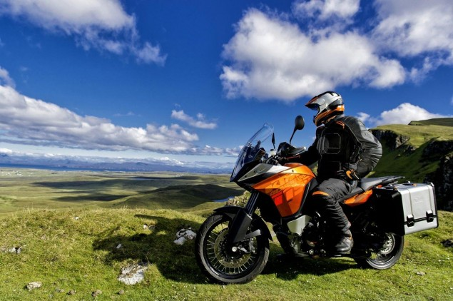 KTM 1190 Adventure Pricing Starts at €13,990 KTM 1190 Adventure R 635x422