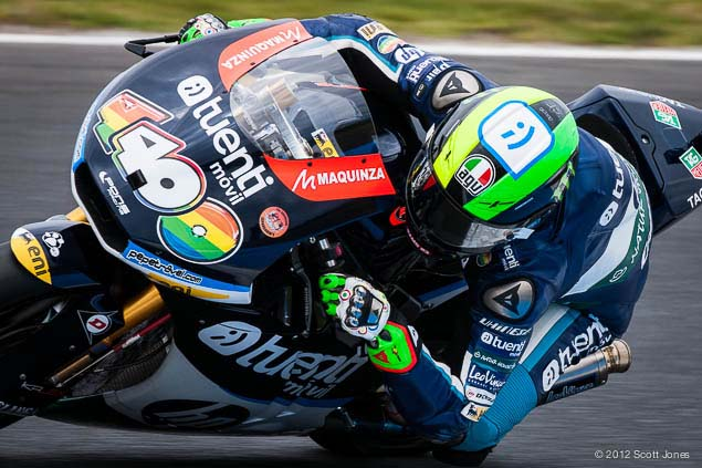 Lap Times: Prototypes vs. CRT vs. Moto2 at Phillip Island Saturday Phillip Island MotoGP Scott Jones 04