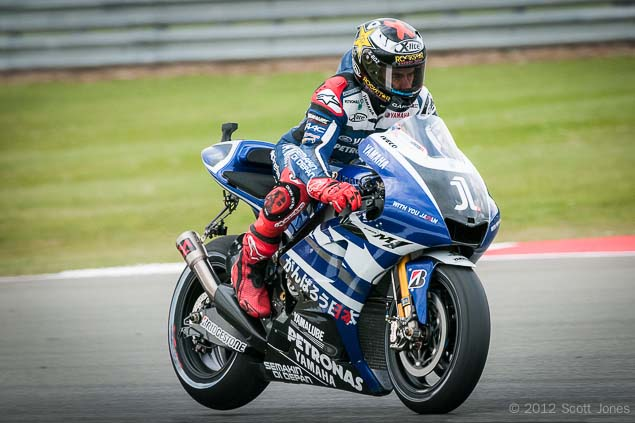 Trackside Tuesday: Obstacles Silverstone MotoGP Scott Jones 01