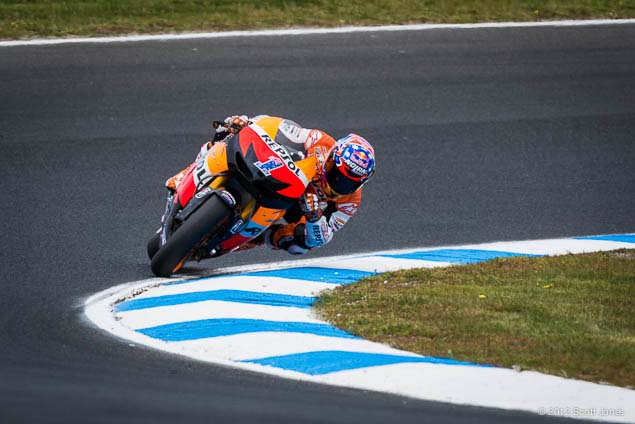 MotoGP: One More Time at the Australian GP Sunday Phillip Island MotoGP Scott Jones 01