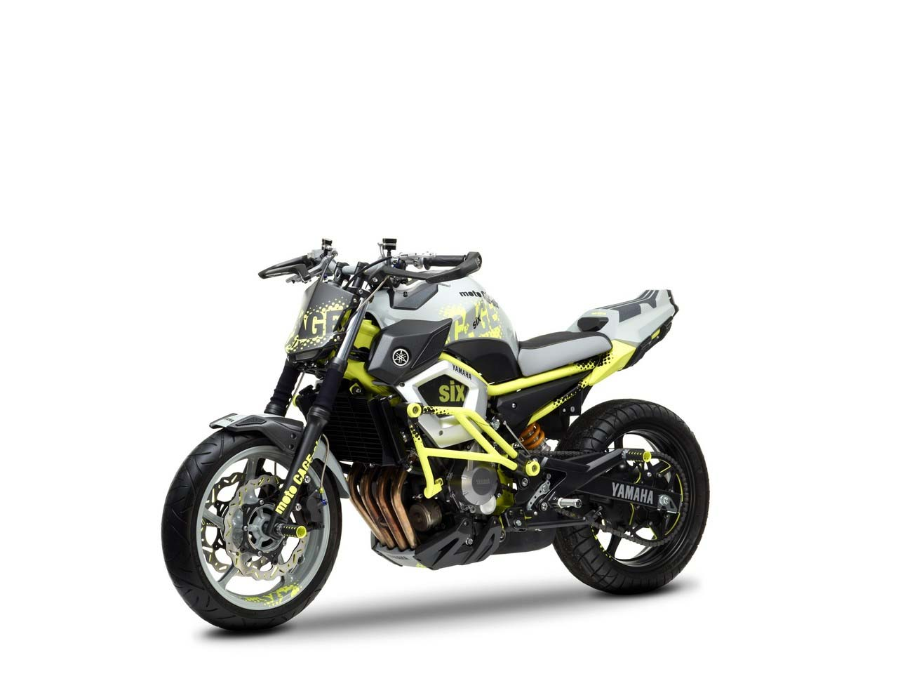 Yamaha Moto Cage-Six C...