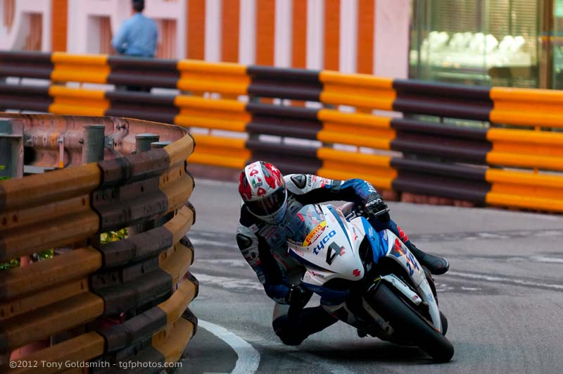 The 2012 Macau GP with Tony Goldsmith 2012 Macau GP Tony Goldsmith 03