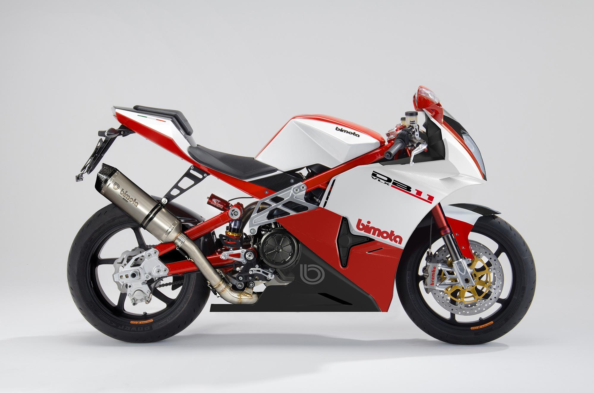 2013 Bimota DB11 VLX -...