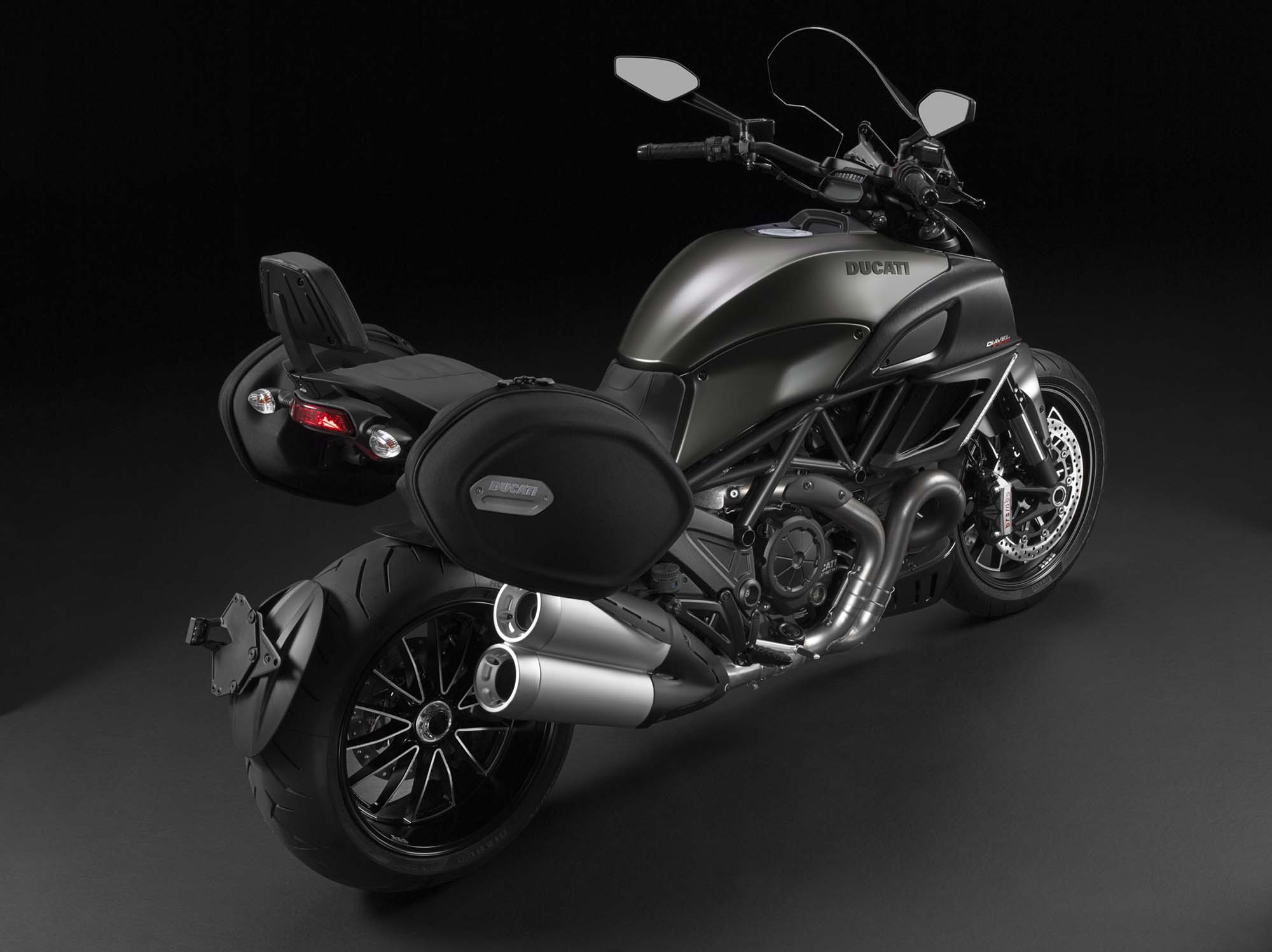 2013 Ducati Diavel Strada Now We Ve Seen Everything