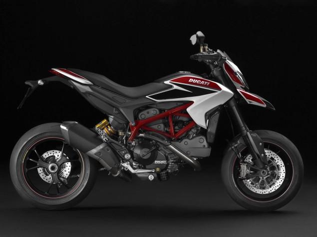 Hi Res: 20 Photos of the 2013 Ducati Hypermotard 2013 Ducati Hypermotard SP eicma 02 635x475
