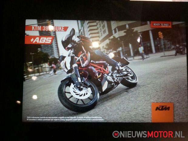 Leaked: 2013 KTM 390 Duke   373cc, 43hp, EFI, A2 Ready 2013 KTM 390 Duke leak 01