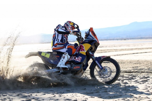 Video: Cyril Despres Talks Dakar 2013 KTM Rally Team 06 635x423