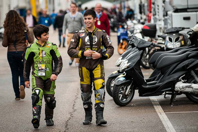 Trackside Tuesday: Our Most Precious Resource Bankia MotoGP Valencia Scott Jones