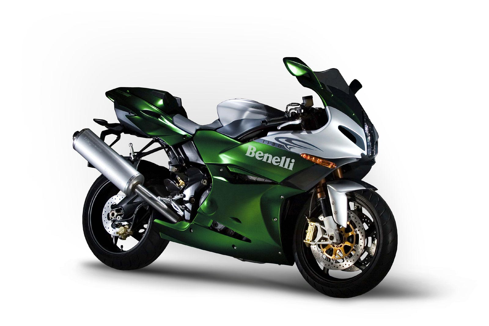 Automatic Sport Bikes Kawasaki