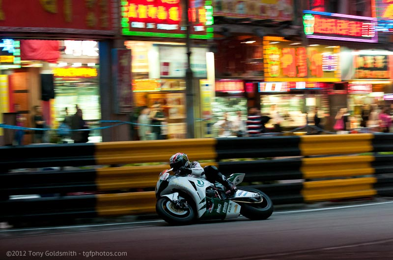 Trackside Tuesday: Casinos, Armco, and Road Racing Micahel Rutter Macau GP Tony Goldsmith