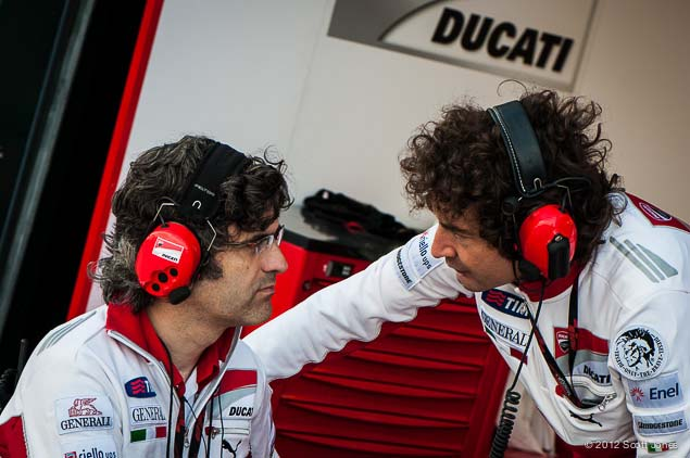 MotoGP: Filippo Preziosi out of Ducati Corse? Valencian GP MotoGP Sunday Scott Jones 16