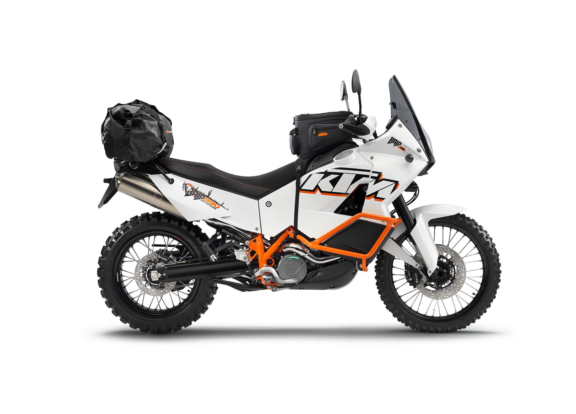 Image result for 2013 KTM 990 Adventure Baja Special Edition