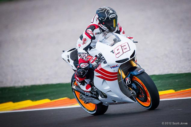 Trackside Tuesday: Growing Expectations marc marquez trackside tuesday scott jones