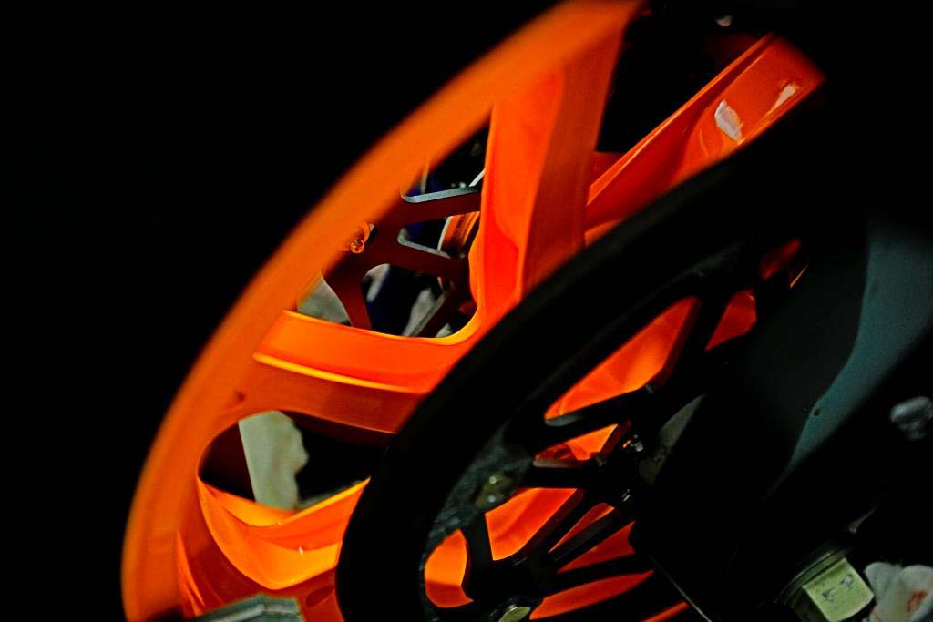 Teaser: First Photos of the 2013 Honda RC213V 2013 Honda RC213V teaser 12