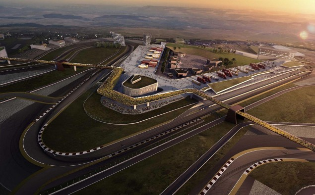 Proposed Circuit of Wales Could Host MotoGP & WSBK Circuit of Wales 635x394