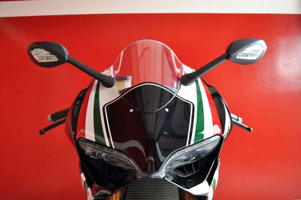 Ducati 1199 Panigale S Nero by Commonwealth Motorcycles Ducati 1199 Panigale S Nero Commonwealth Motorcycles 04