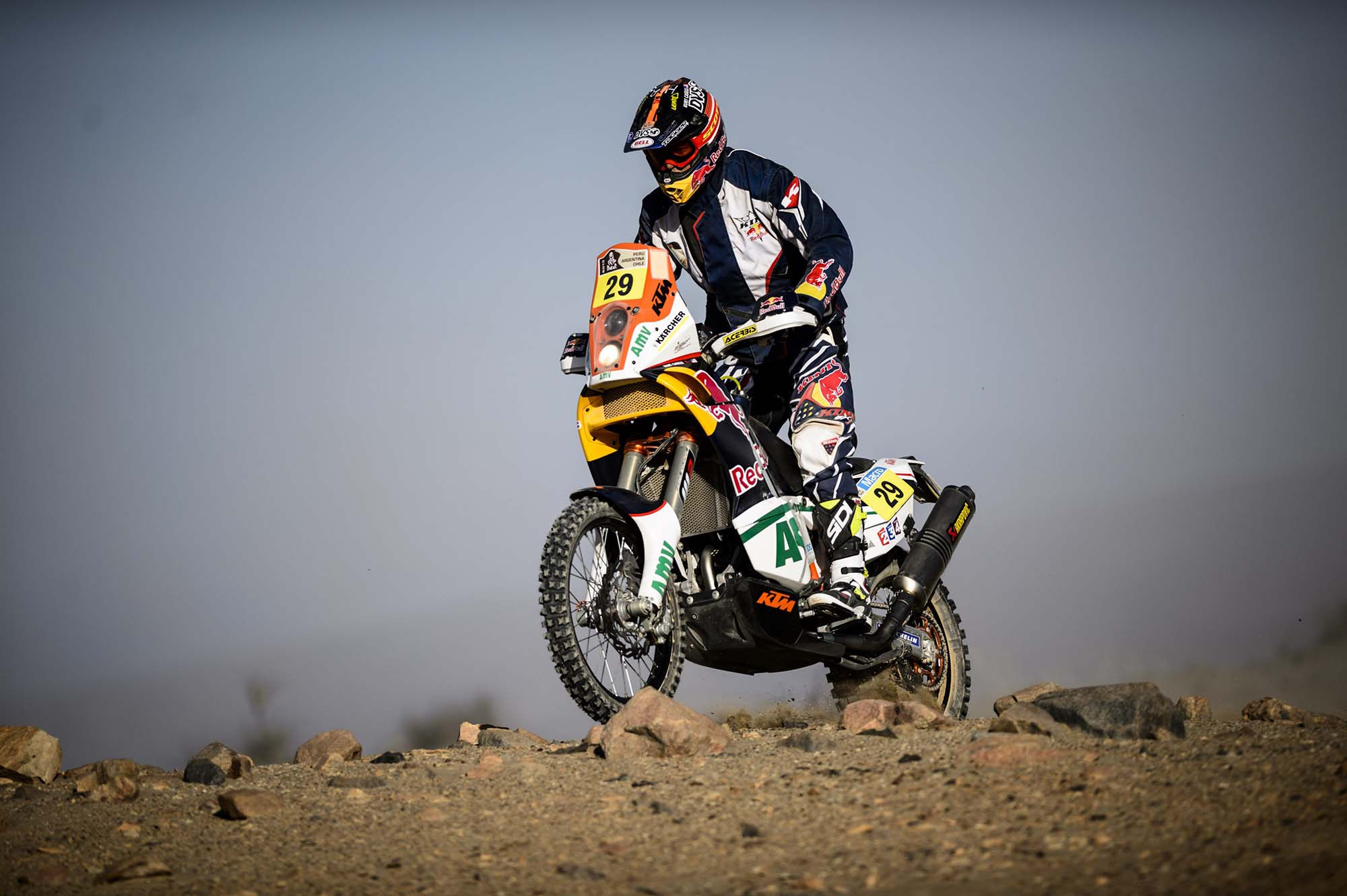 Dakar Rally – Stage 7: American Kurt Caselli Takes First Win