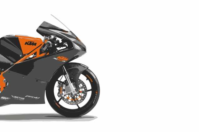 Uh Oh BMW, KTM Had Its Best Sales Year Ever in 2012 ktm moto3 635x423