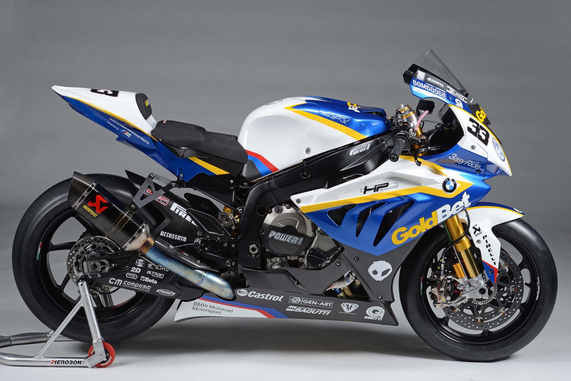 Xxx Bmw Motorrad Goldbet Wsbk Spec S1000rr