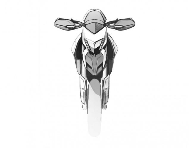 2013 Ducati Hypermotard Mega Gallery 2013 Ducati Hypermotard design 04 635x497