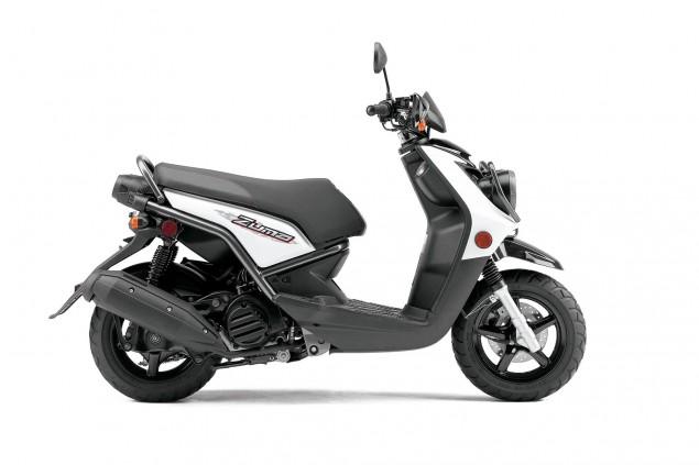 Recall: 2009 Yamaha Zuma 125 Yamaha Zuma 125 635x423