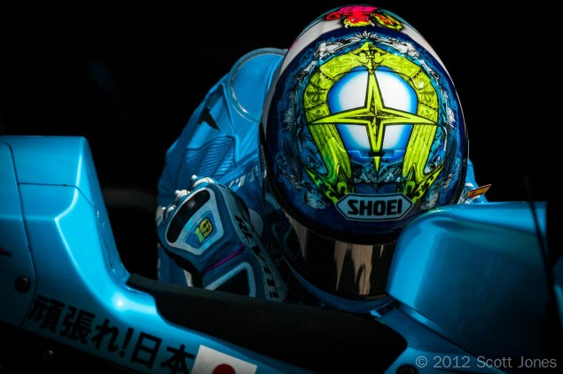 Suzuki Gets Closer to Rejoining MotoGP    Will Ride at the Catalunya Mid Season Test alvaro bautista rizla suzuki motogp scott jones 635x422