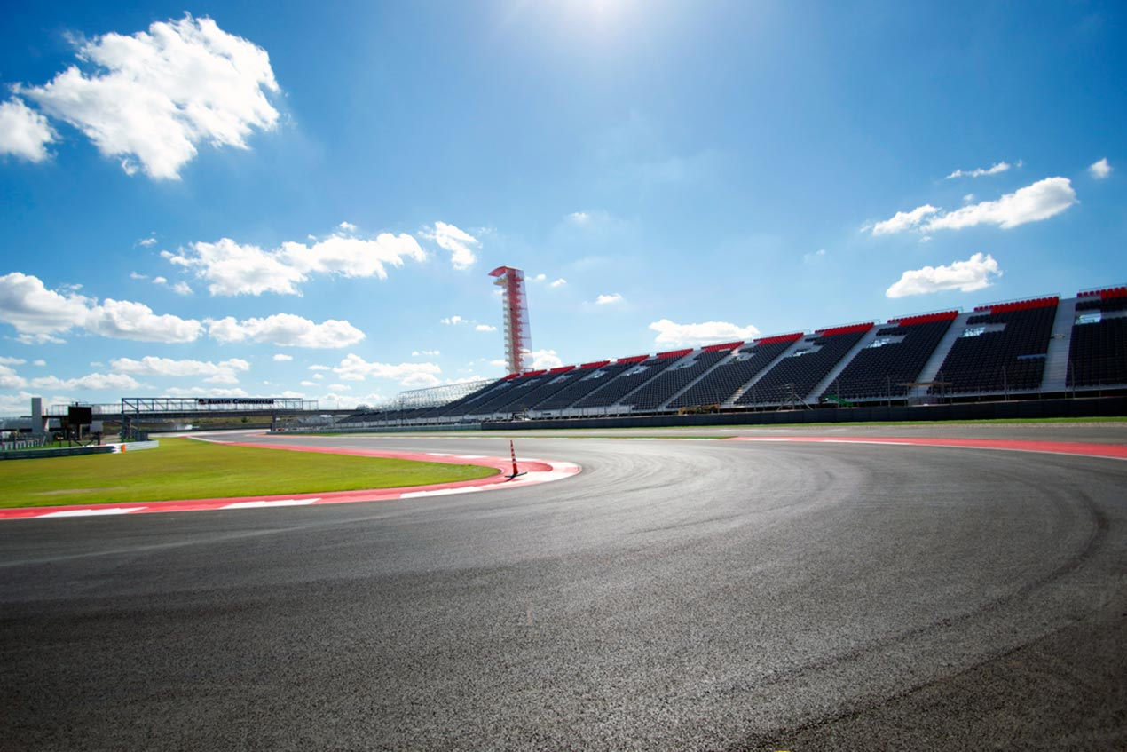 Want to Have a Track Day at the Circuit of the Americas? - Asphalt & Rubber