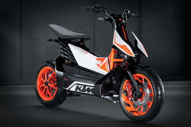 KTM E Speed   An Electric Scooter from Austria KTM E Speed electric scooter concept 06 635x423
