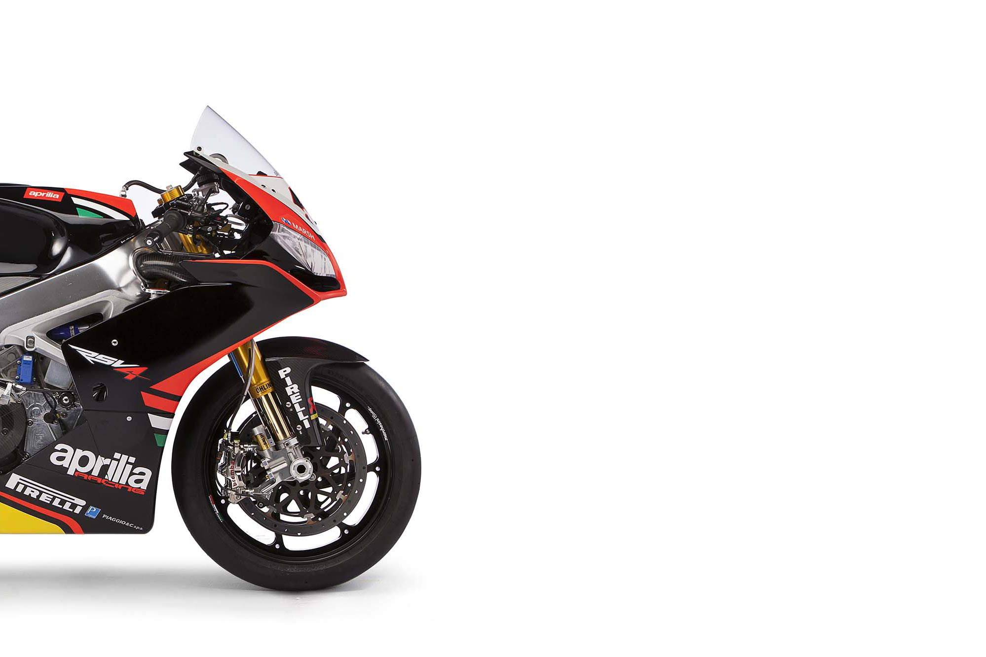 ama pro racing homologates the aprilia rsv4 factory asphalt rubber. Black Bedroom Furniture Sets. Home Design Ideas