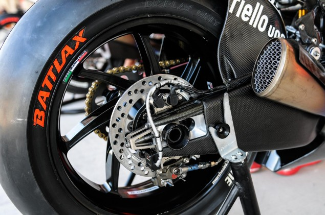 Up Close with the Ducati Desmosedici GP13 2013 Desmosedici GP13 COTA MotoGP 03 635x421