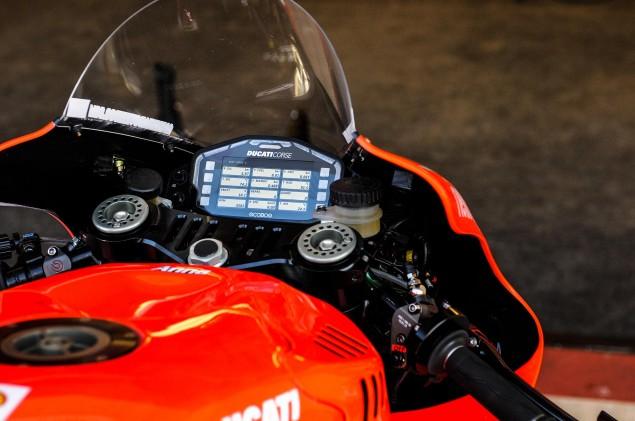 Up Close with the Ducati Desmosedici GP13 2013 Desmosedici GP13 COTA MotoGP 05 635x421