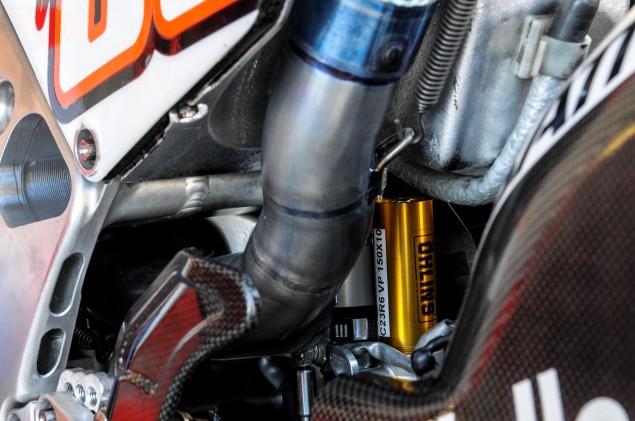 Up Close with the Ducati Desmosedici GP13 2013 Desmosedici GP13 COTA MotoGP 10 635x421