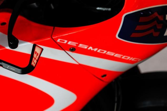 Up Close with the Ducati Desmosedici GP13 2013 Desmosedici GP13 COTA MotoGP 12 635x421