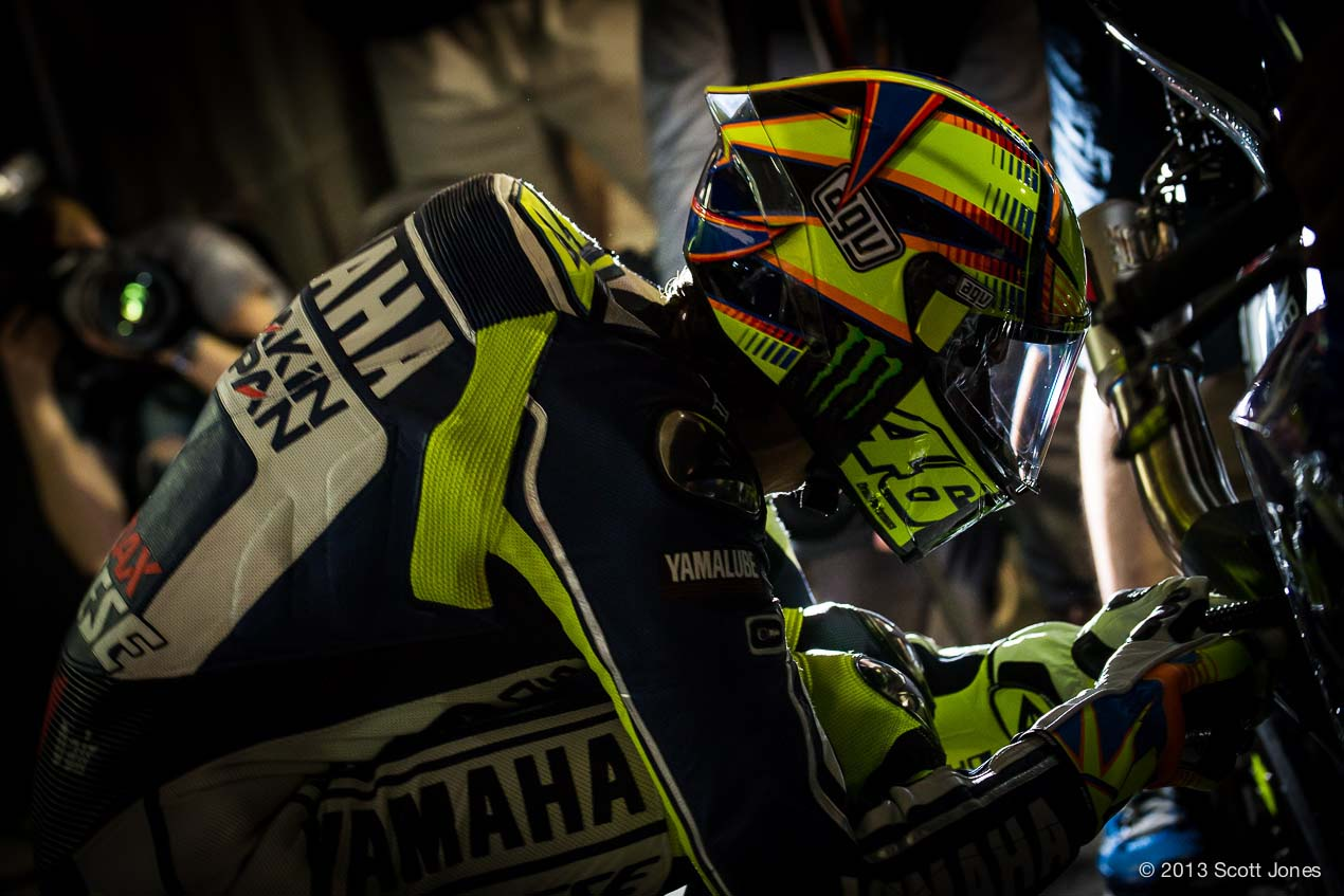 Rating the Riders of MotoGP: Valentino Rossi – 8/10 - Asphalt & Rubber