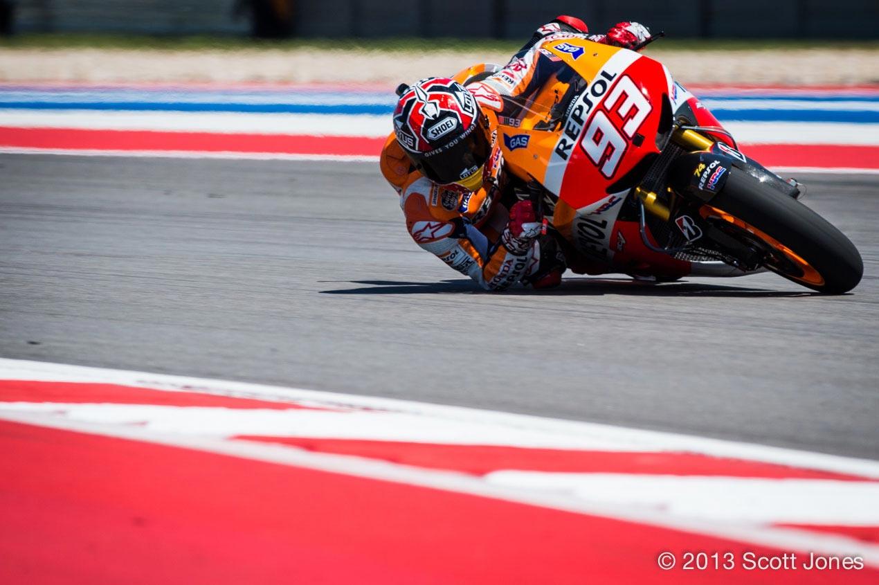 MotoGP: Qualifying Results from Austin - Asphalt & Rubber