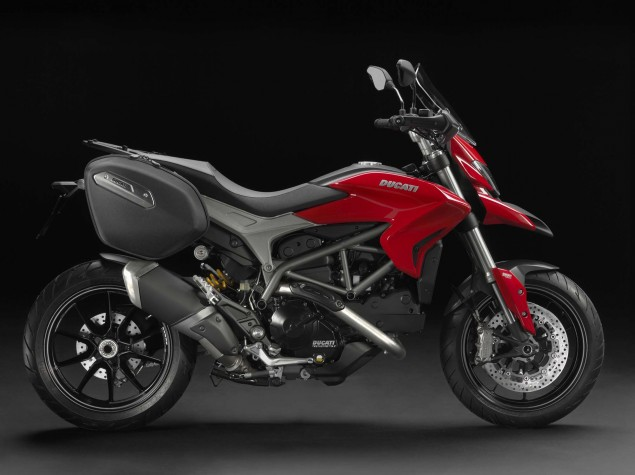 XXX: 122 Photos of the Ducati Hyperstrada 2013 Ducati Hyperstrada 62 635x475