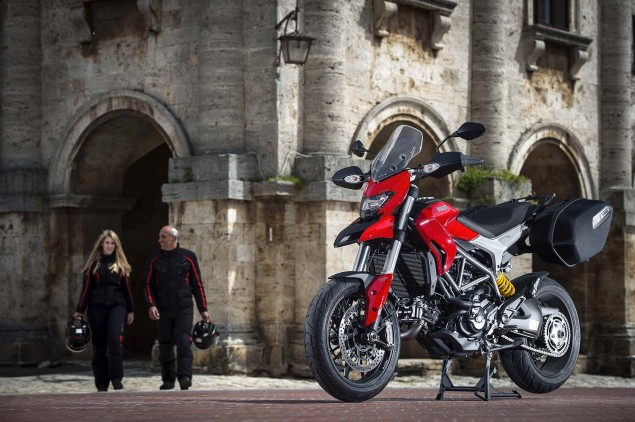 XXX: 122 Photos of the Ducati Hyperstrada 2013 Ducati Hyperstrada 80 635x422