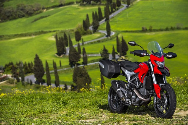 XXX: 122 Photos of the Ducati Hyperstrada 2013 Ducati Hyperstrada 89 635x423