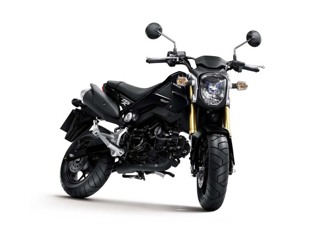 Say Hello to the 2013 Honda...Grom? 2013 Honda Grom 01 635x500