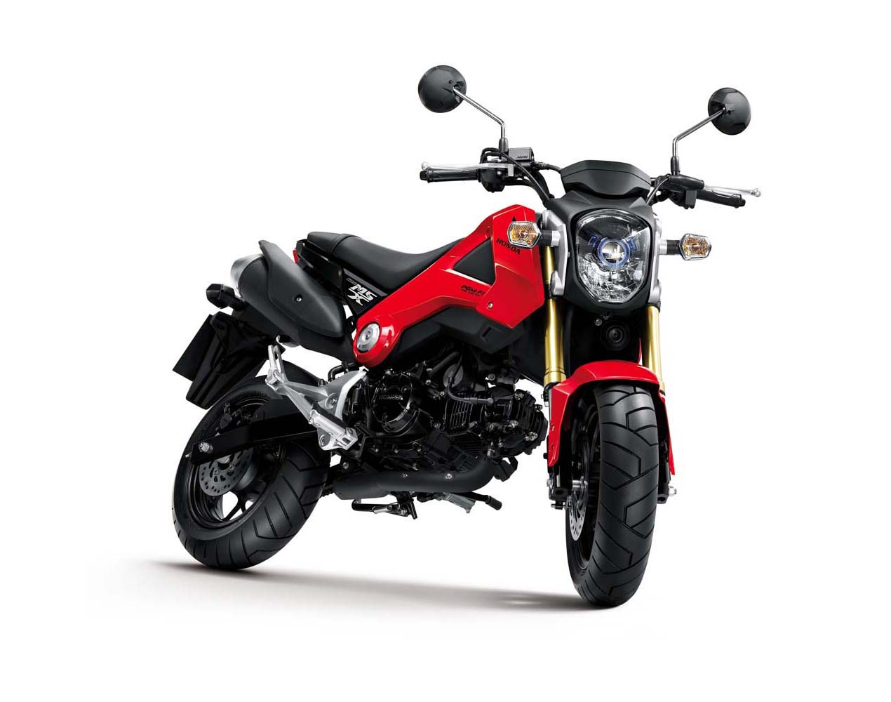 Say Hello to the 2013 Honda...Grom? 2013 Honda Grom 03 635x500