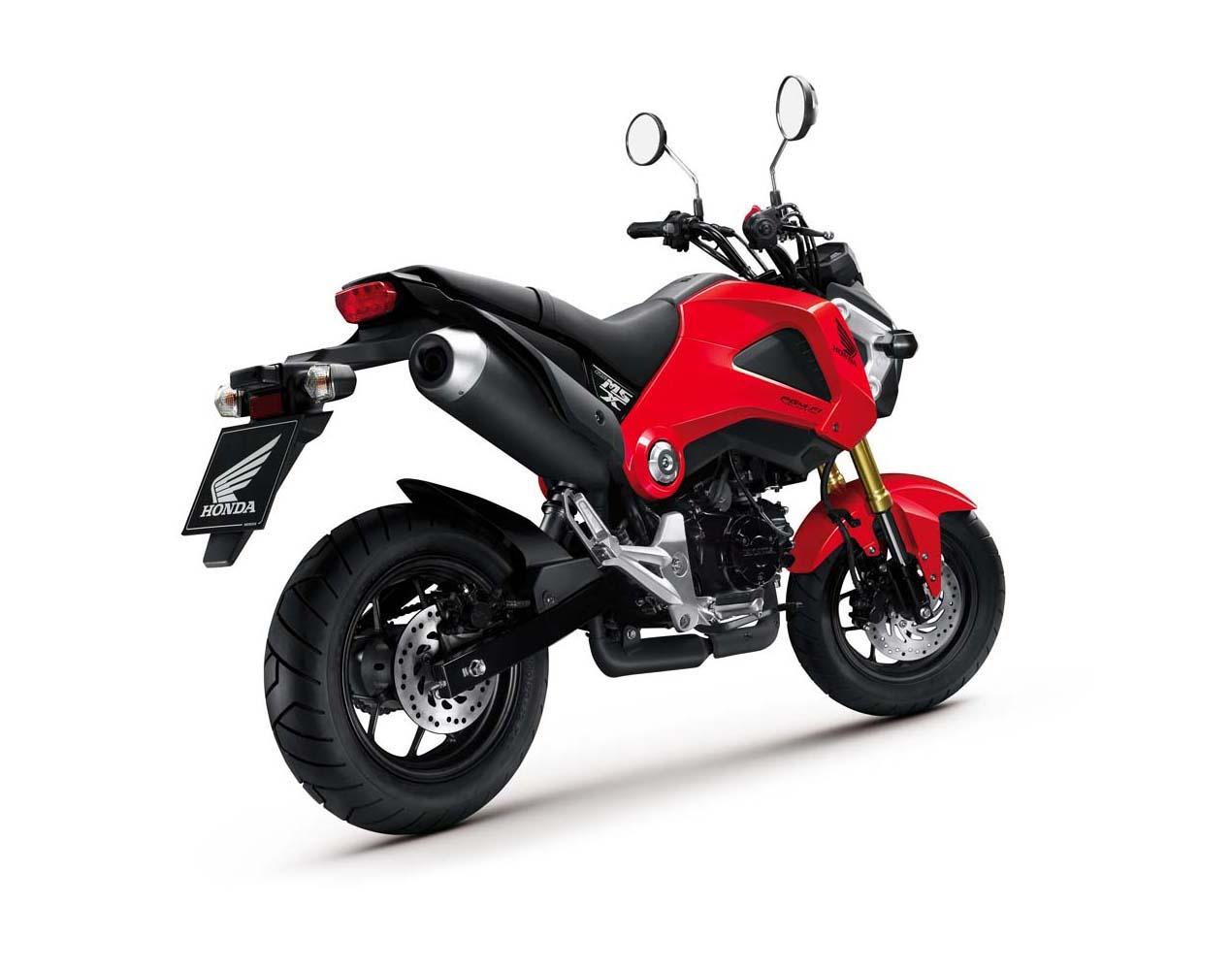 Say Hello to the 2013 Honda...Grom? 2013 Honda Grom 04 635x500