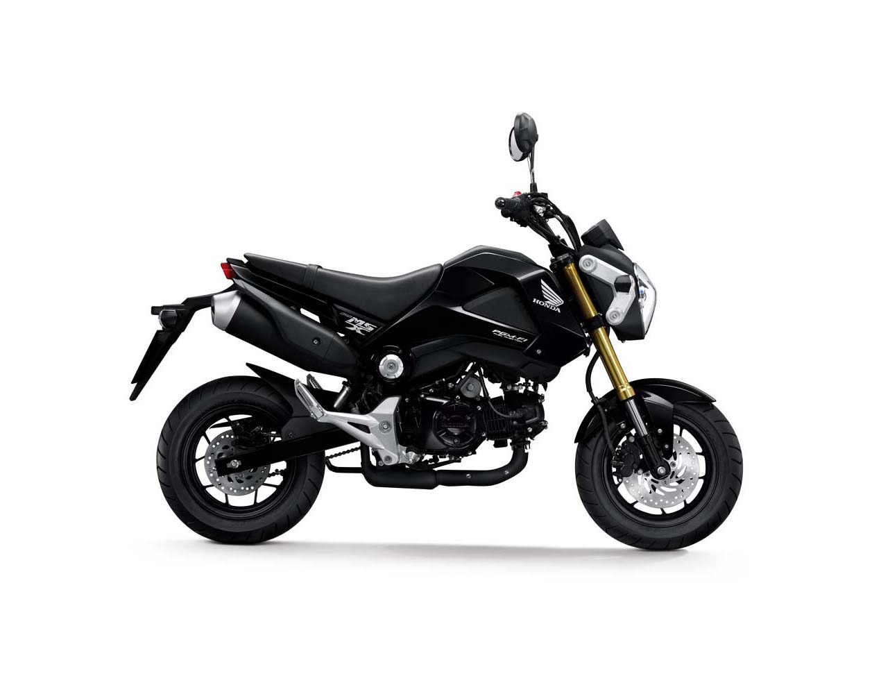 Say Hello to the 2013 Honda...Grom? 2013 Honda Grom 09 635x500