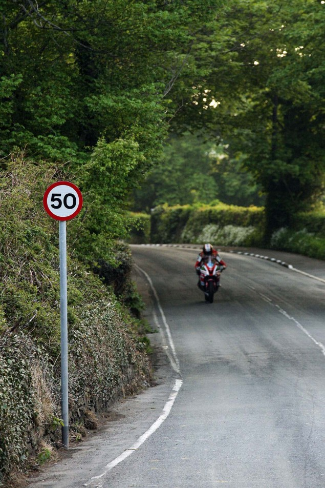 IOMTT: Conker Fields with Richard Mushet Conker Fields Isle of Man TT Richard Mushet 07 635x952