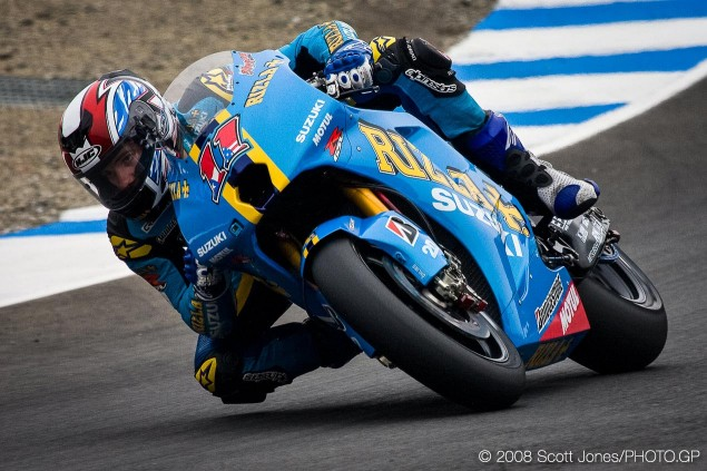 Trackside Tuesday: The Silly Suzuki Season ben spies laguna seca suzuki gsv r wild card scott jones 635x423
