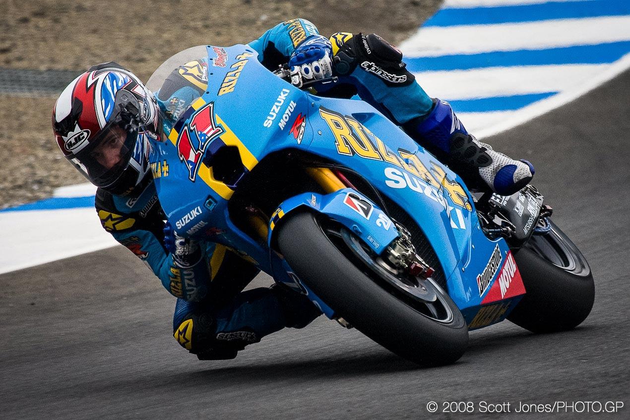 Trackside Tuesday: The Silly Suzuki Season - Asphalt & Rubber