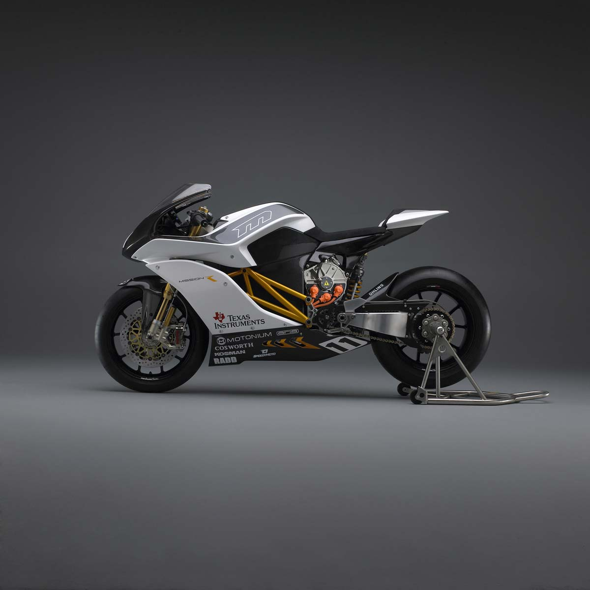Mission Motorcycles Debuts The Mission RS